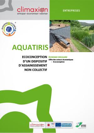 Aquatiris : Éco-conception d'un dispositif d'assainissement non collectif