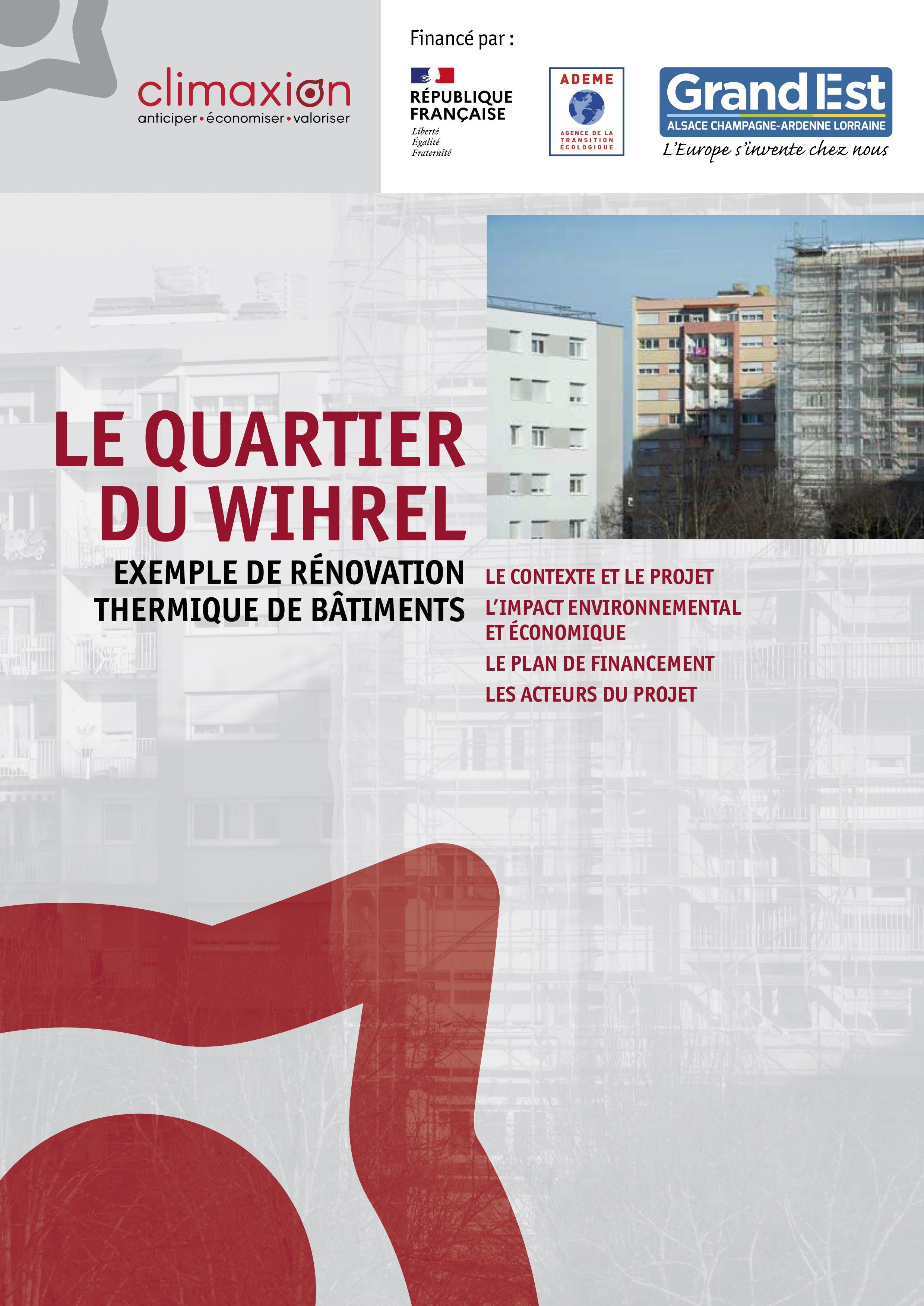 Couverture fiche exemple - Rénovation thermique quartier du Wihrel