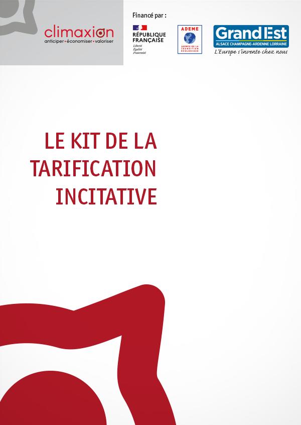 Le kit de la tarification incitative