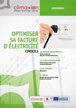 Conseils : Optimiser sa facture d'électricité