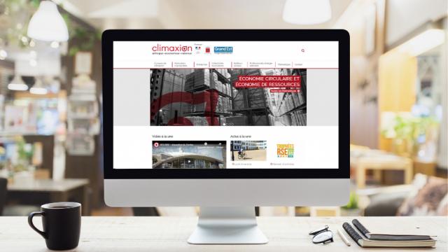 Site Internet Climaxion