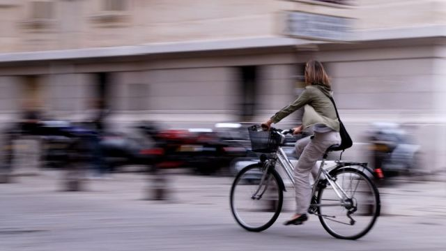 Défi j'y vais à vélo