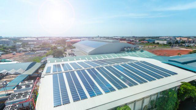 Etat du photovoltaïque dans le Grand Est