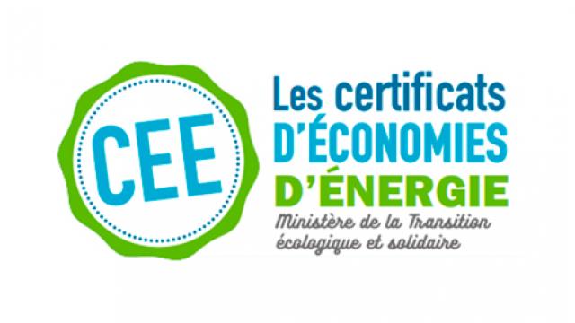 Logo Certificat d'Economie d'Energie