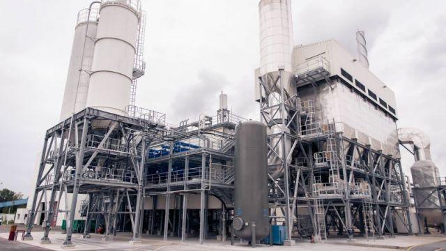 Unité de production de chaleur Blue Paper