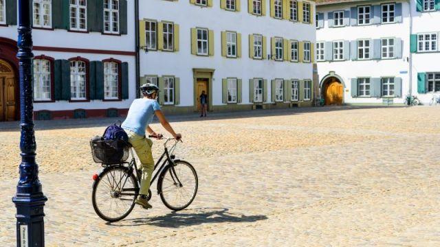Vélo dans le Grand Est