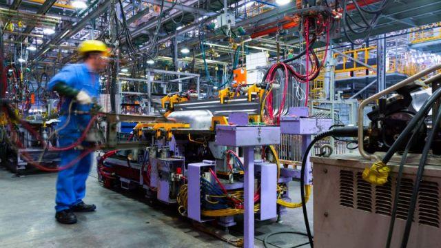 Consommations énergétiques dans une usine
