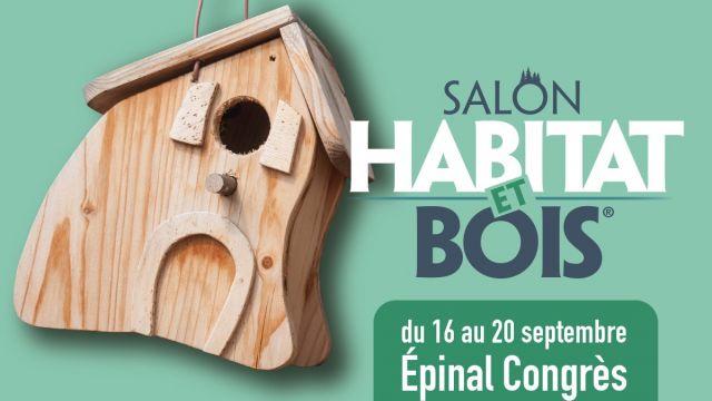 Salon Habitat et bois
