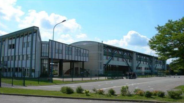 Lycée Charles de Gaulle de Chaumont