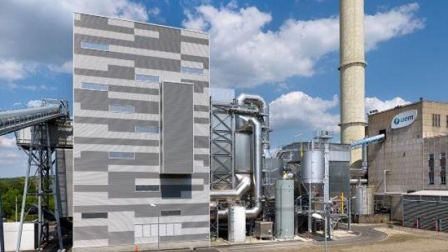 Extension du réseau de chauffage urbain de la ville de Metz - UEM (57)