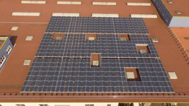 Centrale photovoltaïque en autoconsommation à Gundershoffen (67)