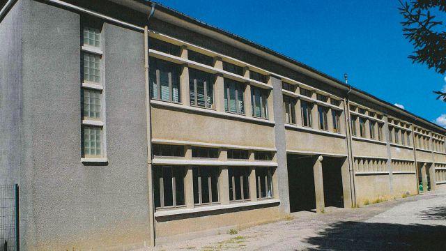 Groupe scolaire avant rénovation BBC