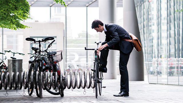 Thématique agir au quotidien mobilité durable