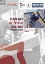 Guide des matériaux isolants
