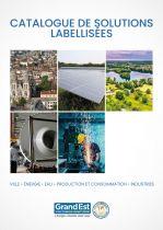 Solar Impulse - Catalogue de solutions labellisées