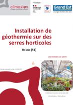 Géothermie à Reims