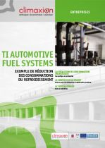 TI Automotive Fuel Systems : exemple de réduction des consommations du refroidissement