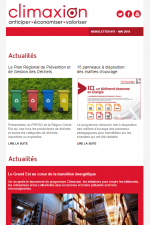 newsletter climaxion 8