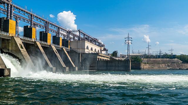 Production hydro électrique