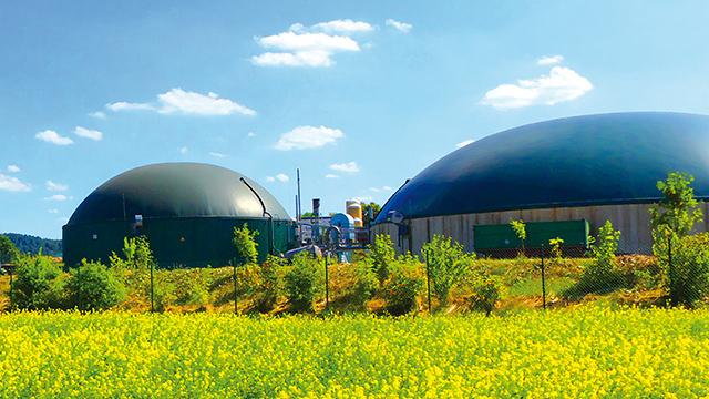 Méthanisation biogaz